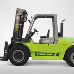 xe nang dau counterbalance zoomlion FD100